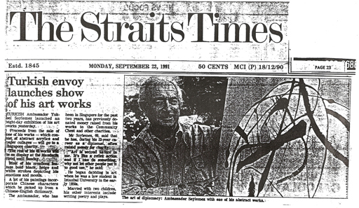 The Straits Times, 23/09/1991